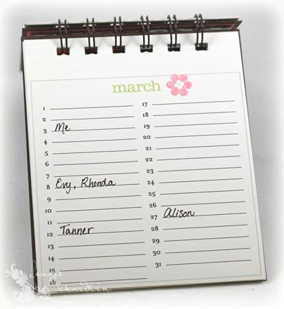 Perpetual Calendar (Close-Up) copy