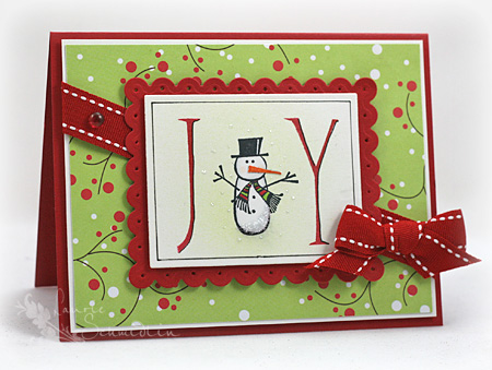 Joyful Snowman copy1