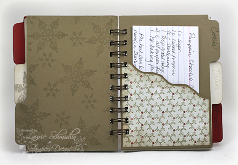 Family Traditions Recipe Book 1a