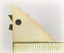 Gift Card Holder (Inside Flap)