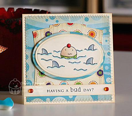 TE Bad Day Card