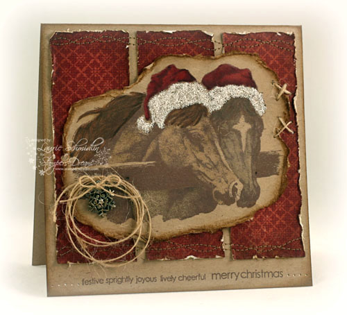Western Christmas copy