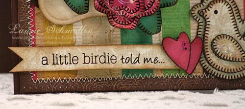 WS Little Birdie (Close-Up)