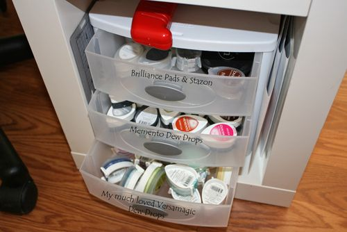 SR Dew Drop Ink Storage