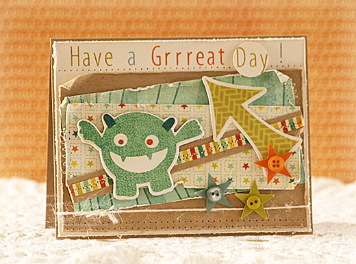 SD Have a Grrreat Day