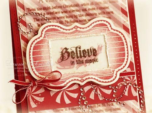 WMS Believe in the Magic (close up)