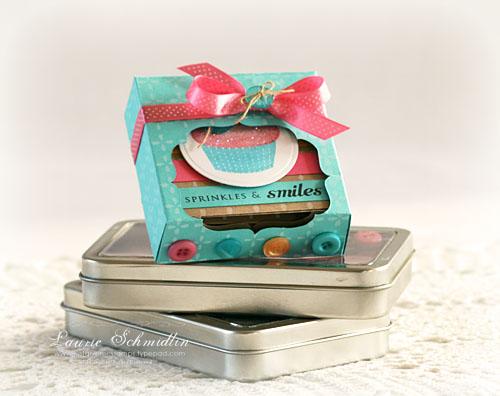PTI Cupcake Artisan Box