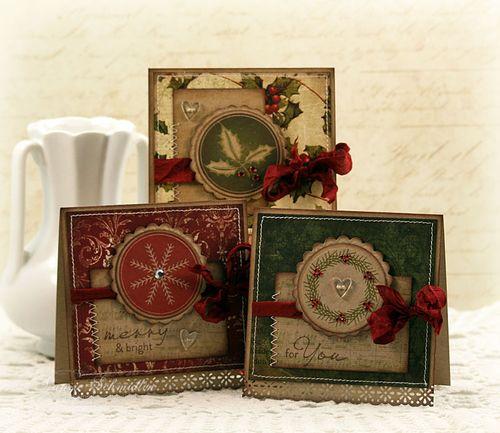 Around Christmastime Trio