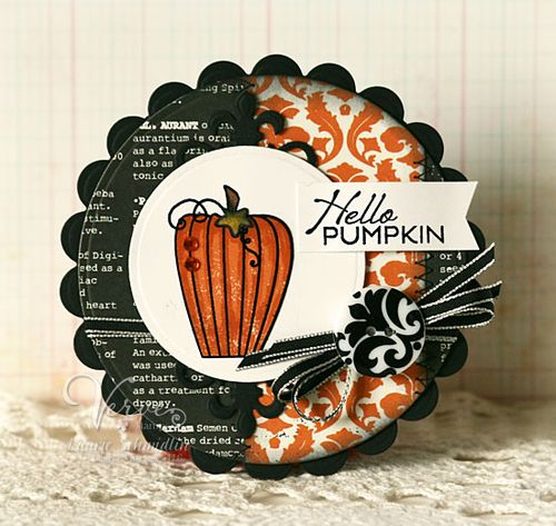 VS Hello Pumpkin