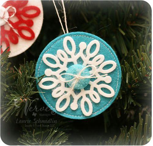 VS Felt Ornaments 2