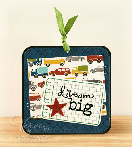 VS Dream Big Bookmark