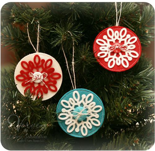 VS Felt Ornaments 1