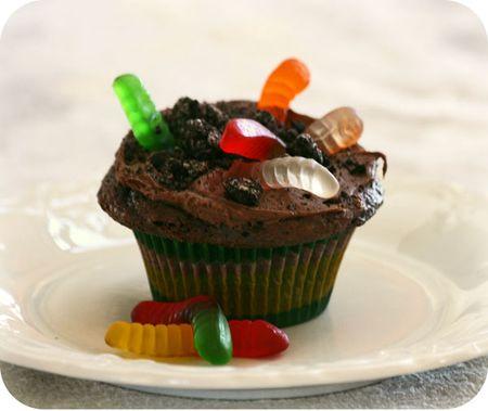 David's Brithday Cupcakes
