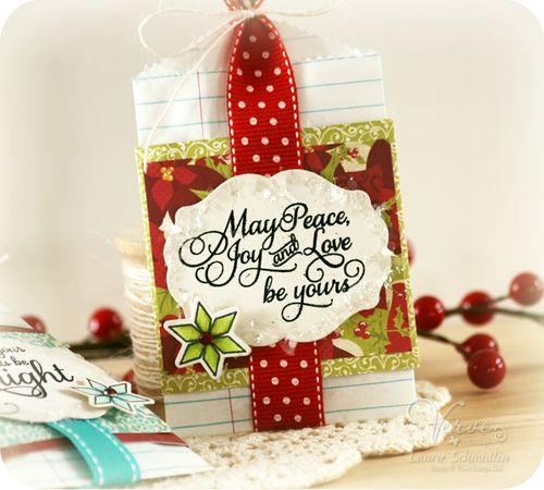 VS Felt Ornament Packaging