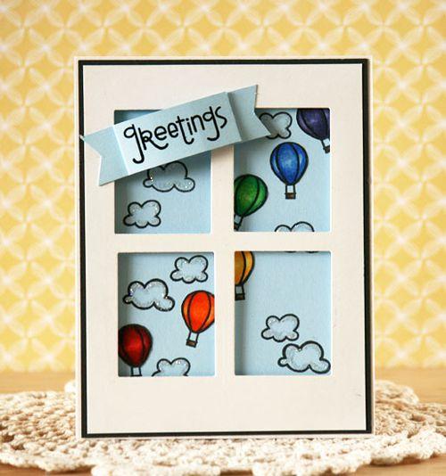PS Window Greetings