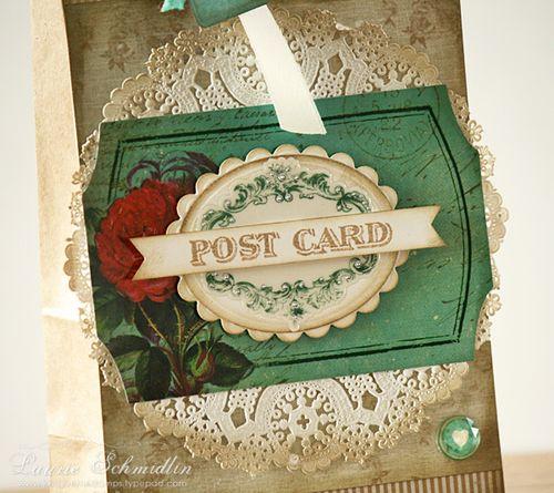 GD Post Card Gift Bag 2