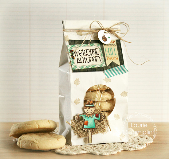 PS Welcome Autumn Cookie Bag