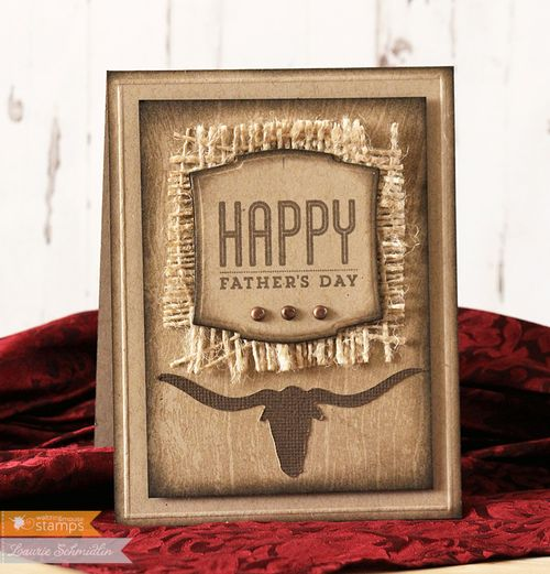Western Father's Day by Laurie Schmidlin