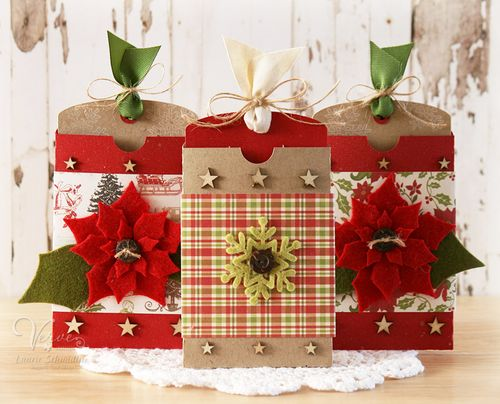 Christmas Gift Card Holder Ideas.Teacher Gift Card Holders Just Give Me Stamps