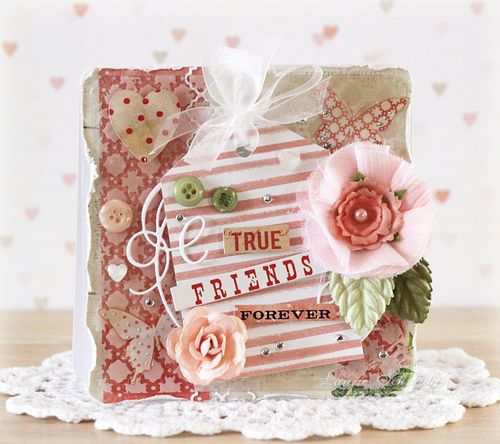 True Friends by Laurie Schmidlin