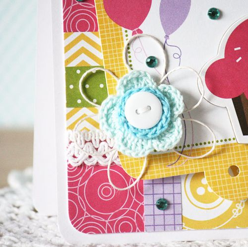 LaurieSchmidlin_HappyBirthdayCupcake (Detail2)_Card