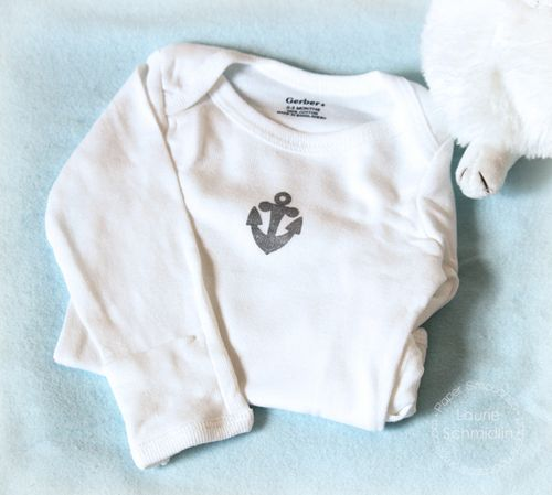 Baby Onsies Set1 by Laurie Schmidlin