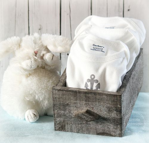 Baby Onsies Set by Laurie Schmidlin