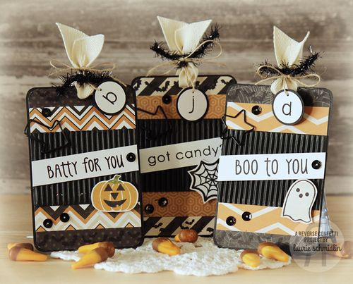 Halloween Tag Trio by Laurie Schmidlin