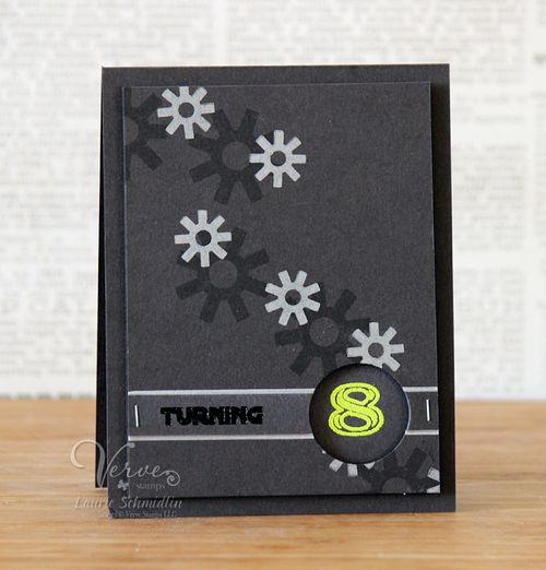Turning 8 by Laurie Schmidlin