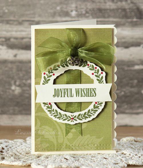 Joyful Wishes by Laurie Schmidlin