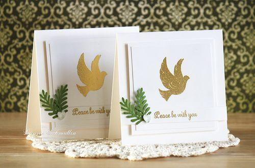Peace Mini Card Set by Laurie Schmidlin