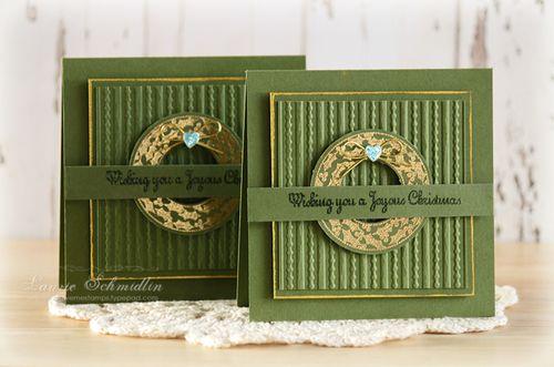 Joyous Christmas Mini Set by Laurie Schmidlin