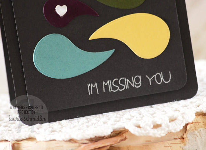 I'm Missing You (Detail) by Laurie Schmidlin