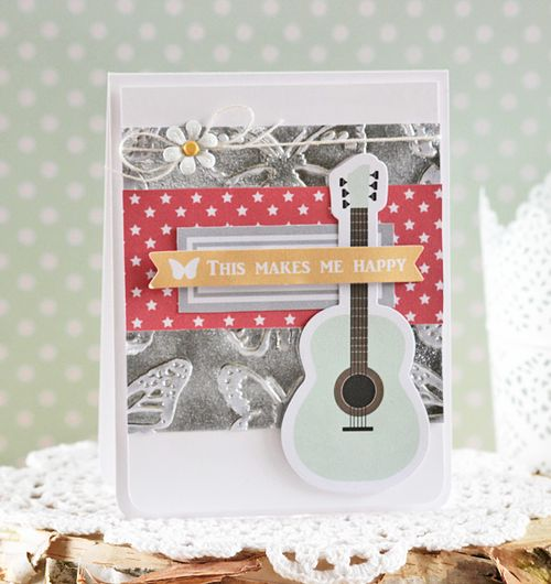 Laurie Schmidlin Chickaniddy Crafts August Color Card