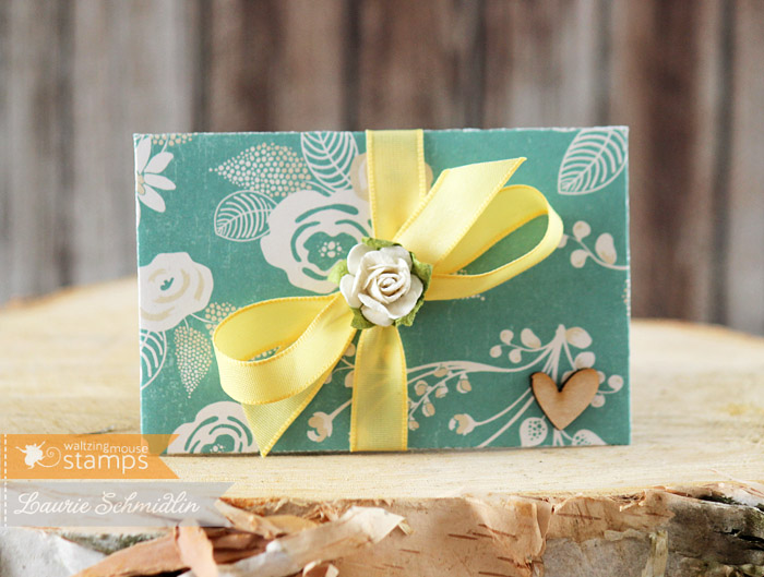 Babysitting Gift Card by Laurie Schmidlin