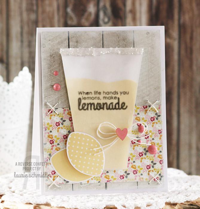 Make Lemonade by Laurie Schmidlin