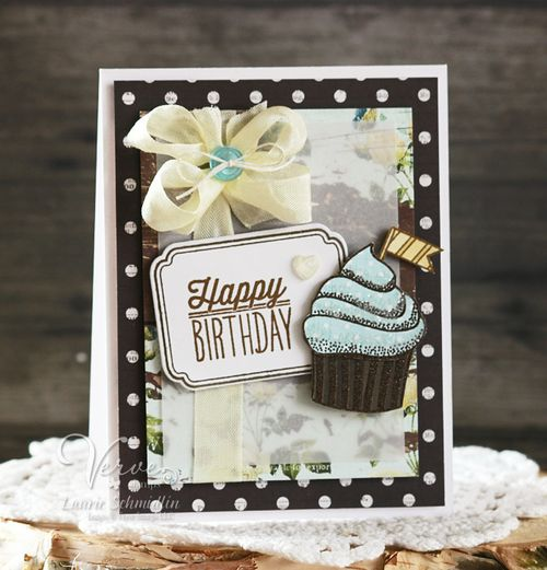 Happy Birthday by Laurie Schmidlin