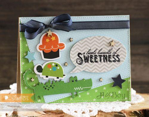 Bundle of Sweetness by Laurie Schmidlin
