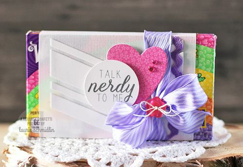 Nerdy by Laurie Schmidlin