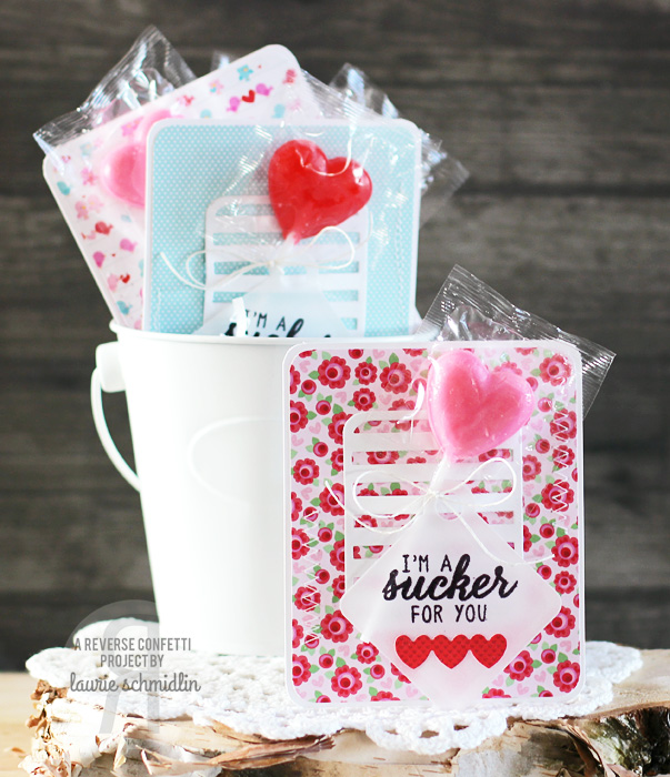 Sucker Valentine's Gifts 1 by Laurie Schmidlin