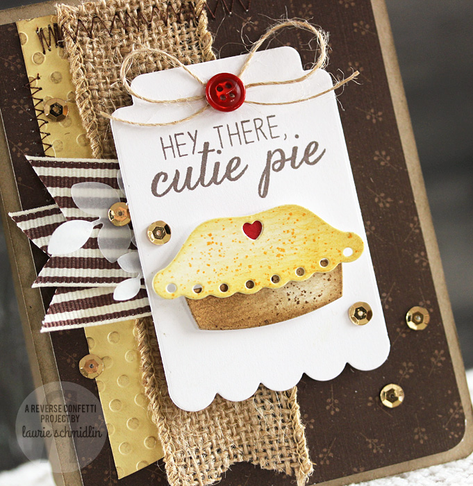 Cutie Pie (Detail) by Laurie Schmidlin