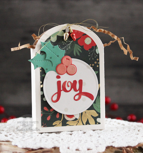 Joy Gift Bag by Laurie Schmidlin