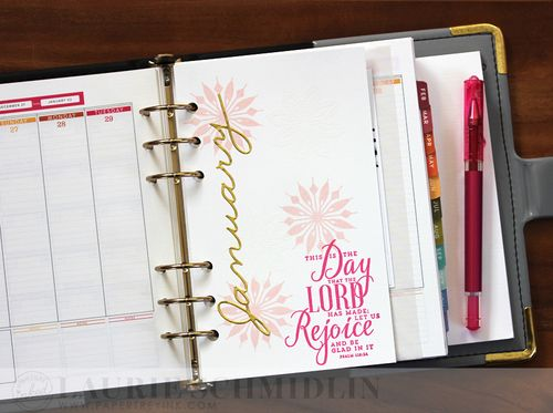 2016 Moment's Inked Planner Review