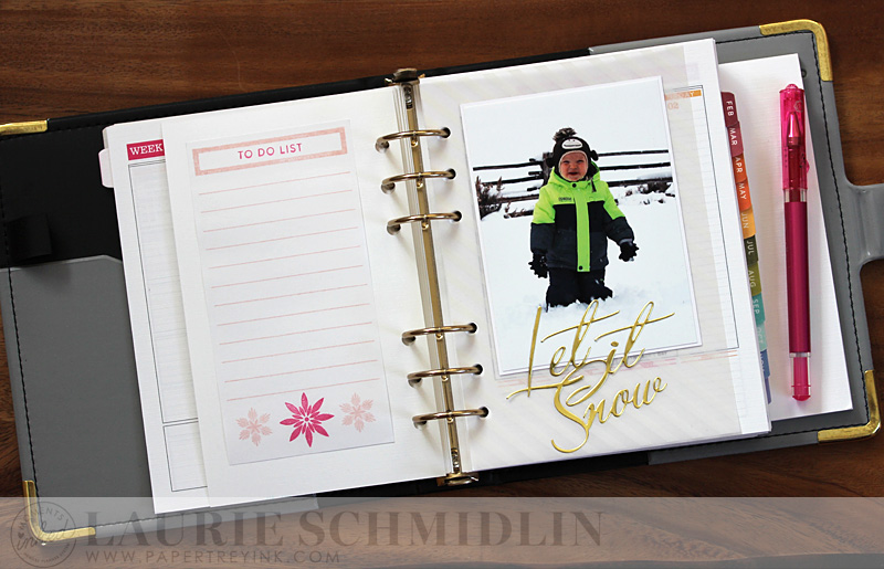 2016 Moment's Inked Planner Review 11