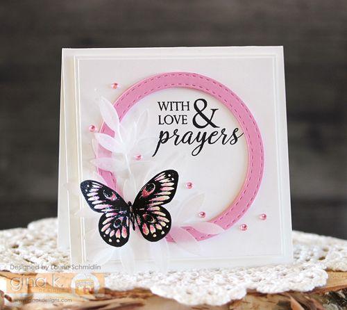 Love & Prayers by Laurie Schmidlin