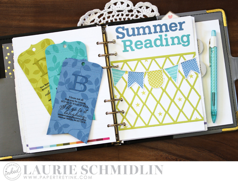 Summer Reading by Laurie Schmidlin