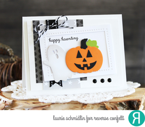 Happy Haunting by Laurie Schmidlin