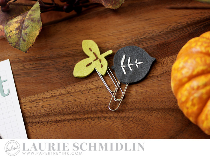 Fall Planner Clips by Laurie Schmidlin