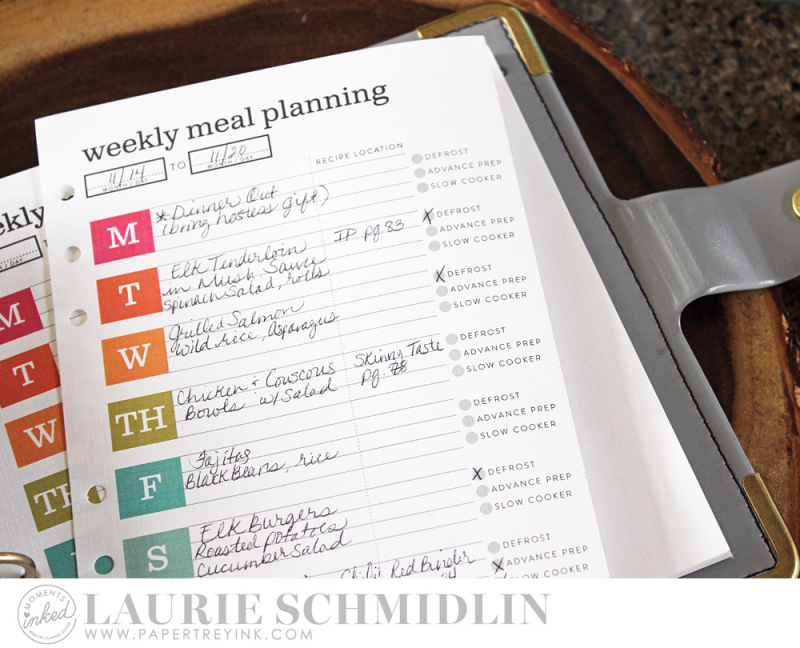 Meal Planning Review 2