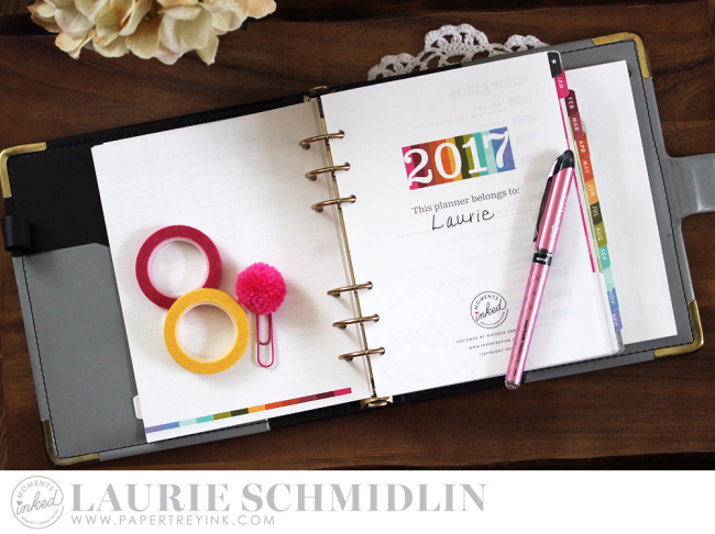 Planning for a New Year 1 by Laurie Schmidlin